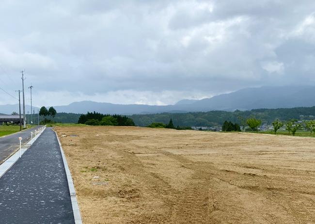 岩村町ガーデンヒルズ分譲地写真