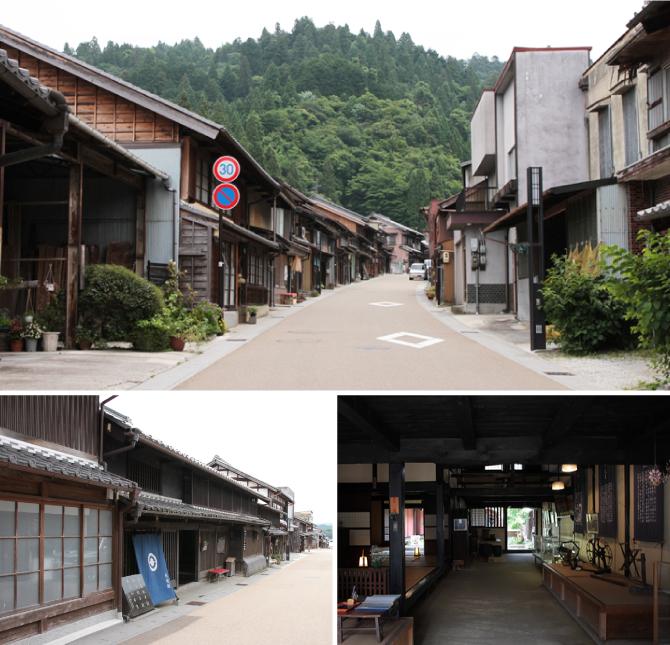のどかな田園風景が広がる岩村町は理想の田舎暮らしが叶うまち