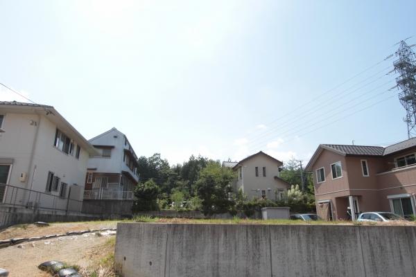 中津川市茄子川 鯉ヶ平 90坪